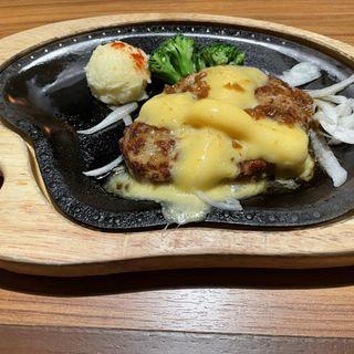 チーズハンバーグフルセット