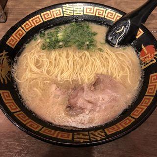 ラーメン+替え玉