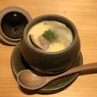 茶碗蒸し(鳥雅 )
