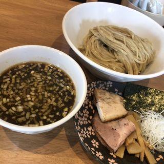 淡麗醤油つけ麺