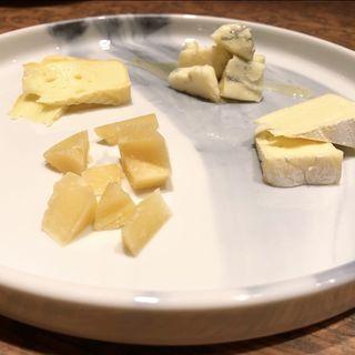 チーズ盛り合わせ(Aliante)