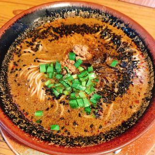 黒胡麻坦々麺(食の幸みのり)