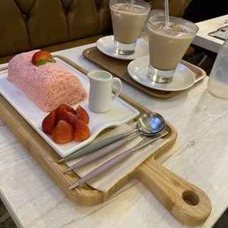 ストロベリー(seoul cafe)