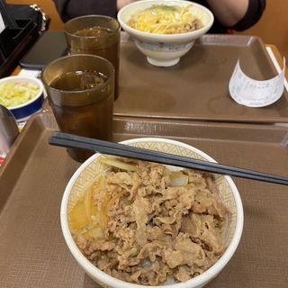 牛丼(松屋)