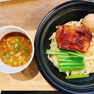 濃厚つけ麺(麺屋武蔵 武仁 (ぶじん))