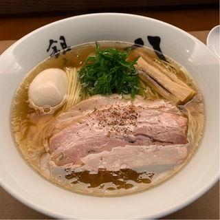 特製中華そば(銀座 八五)