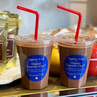 フルーツ酵素ショコラドリンク(Kaminomi Cacao Bio piscine (カミノミカカオ ビオ ピシーヌ))