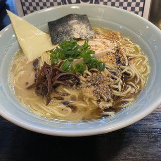 白湯らぁ麺(ロックンビリーS1 (スーパーワン))