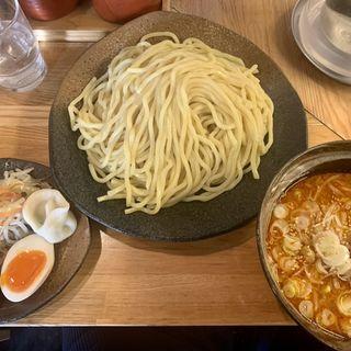 辛味味噌つけ麺
