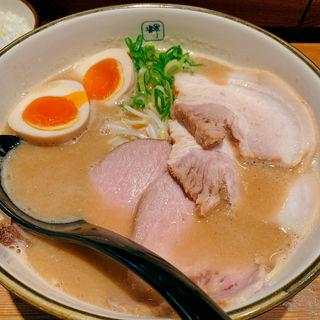 味玉チャーシューラーメン(麺や輝 中津店 (めんやてる))