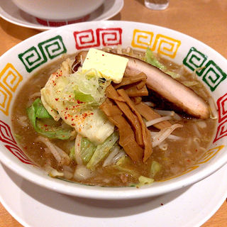 味噌拉麺(ガリデブチュウ)