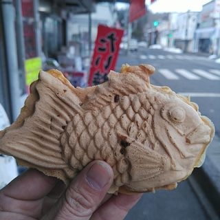 たい焼き ハムチーズ(栗駒屋)