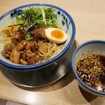 甘露つけ麺