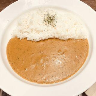 オマール海老ソースのクリームカレー(特辛)(マイカリー食堂 上野店)