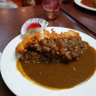 ハーブ鶏チキンカツカレー