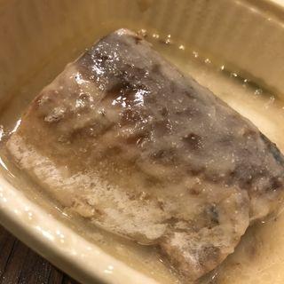 サバの味噌煮(カミ)(魚力)
