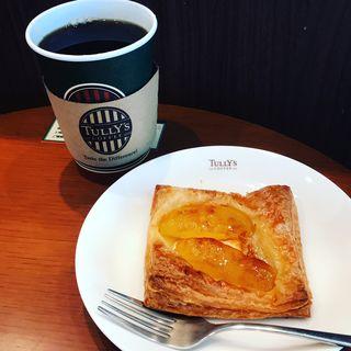 焼きリンゴとチーズクリームのパイ(タリーズコーヒー 表参道ヒルズ店 (TULLYS COFFEE))