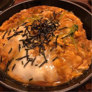 玉子丼(伊吹そば )