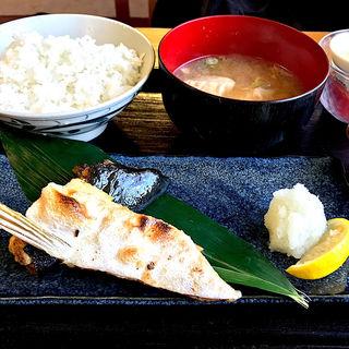 焼魚定食(寿司吉 )