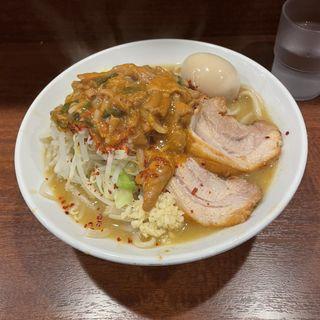 限定D 塩もつ煮ラーメン(麺屋 づかちゃん)