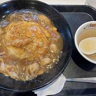 極王天津飯