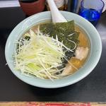 中盛チャーシュー麺