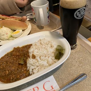 五穀米と十種野菜のカレーライス(BERG (BEER&CAFE BERG))