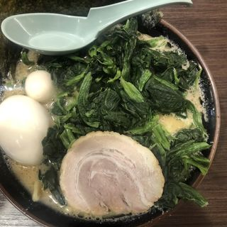 醤油らーめん(百家 (モモヤ))