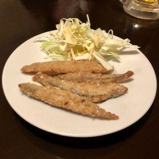 キビナゴ天ぷら