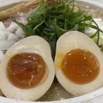 鶏白湯シチューラーメン