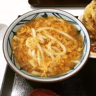 玉子あんかけうどん(単品価格)(丸亀製麺 エアポートウォーク名古屋店 )
