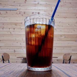 アイスコーヒー(イヌイットコーヒーロースター)