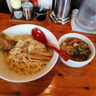 醤油 つけ麺(麺や 亀陣)