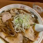チャーシューワンタンメン(中華そば 共楽)