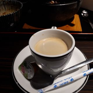 ちかっぱ 石焼き豆腐定食(居酒屋 ちかっぱ)
