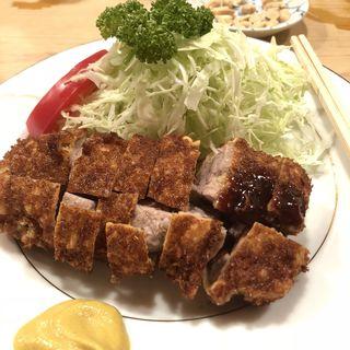 ヒレかつ定食(とんき 目黒店 )