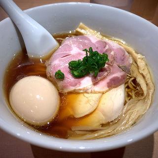 特製醤油らぁ麺(らぁ麺すみ田)