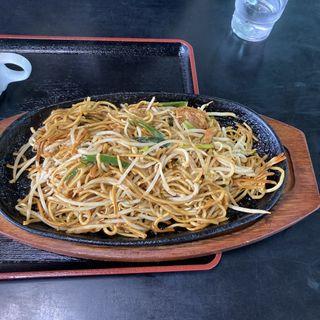 日田焼きそば炒飯セット(萬天楼 )