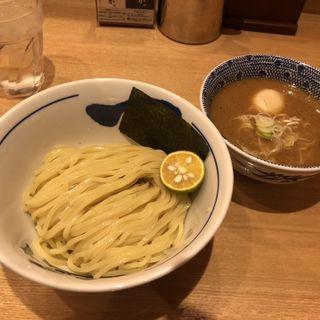 味玉つけ麺(つじ田 勝どき店)
