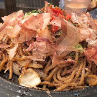 ソース焼きそば(まるしょう 本郷三丁目店 )