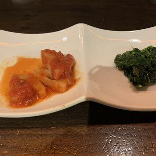 お通し(農家の野菜×創作料理 101 (ワンオーワン))