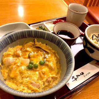 伊達鶏親子丼(さん竹 (さんたけ))