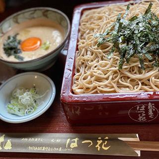 貞女そば(はつ花 本店)
