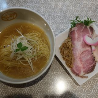明日の塩らーめん(麺物語 つなぐ)