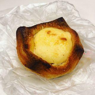 バスクチーズケーキデニッシュ