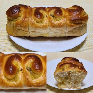ごろごろ安納芋のちぎりパン(石窯パン工房サンメリー 成増店)