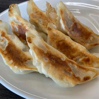 焼き餃子(中華麺房 東龍 名取店 (トウリュウ))