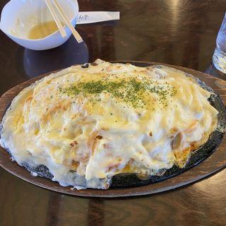 グラタンスパゲティ(プれンテイ )