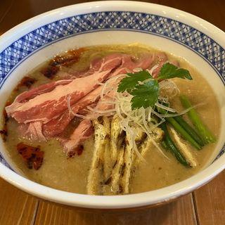 こっくり粕汁らぁ麺(らぁ麺TORRY)