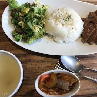 生姜焼きプレート(SETOUCHI 檸檬食堂 神田店)